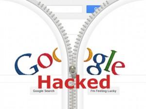 Google Accounts Hacked