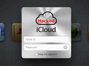 celebrety icloud account hacked- apple