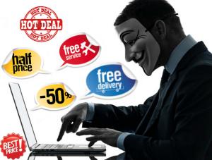 Fake Online Advertisements