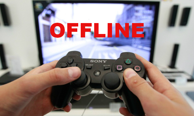 Sony's Playstation Network Offline