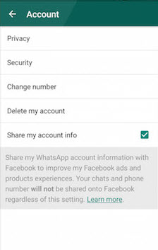 Whatsapp OptionB