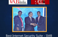 eScan recognized as the Best Internet Security Suite for SMB