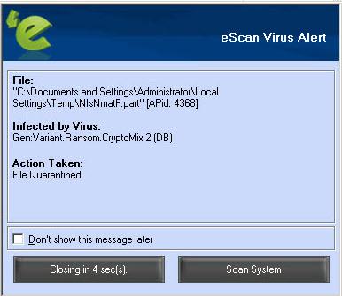 Crypto-screenshot